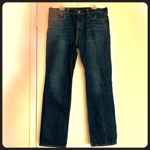 Levi's 511 straight leg men's jeans